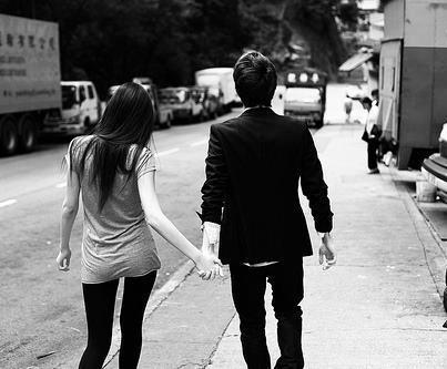 信任,一直是愛情裡最重要的元素